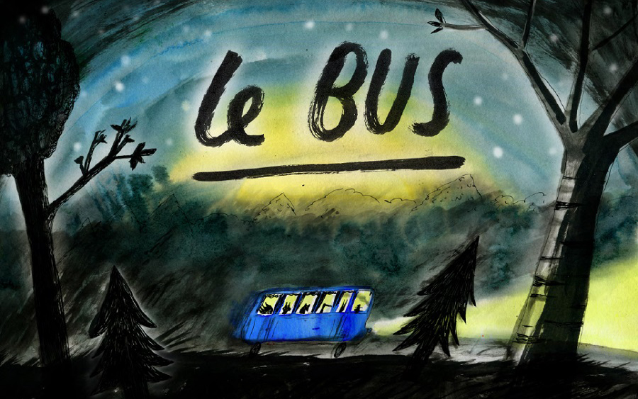 Le Bus - de Sylwia Szkiladz